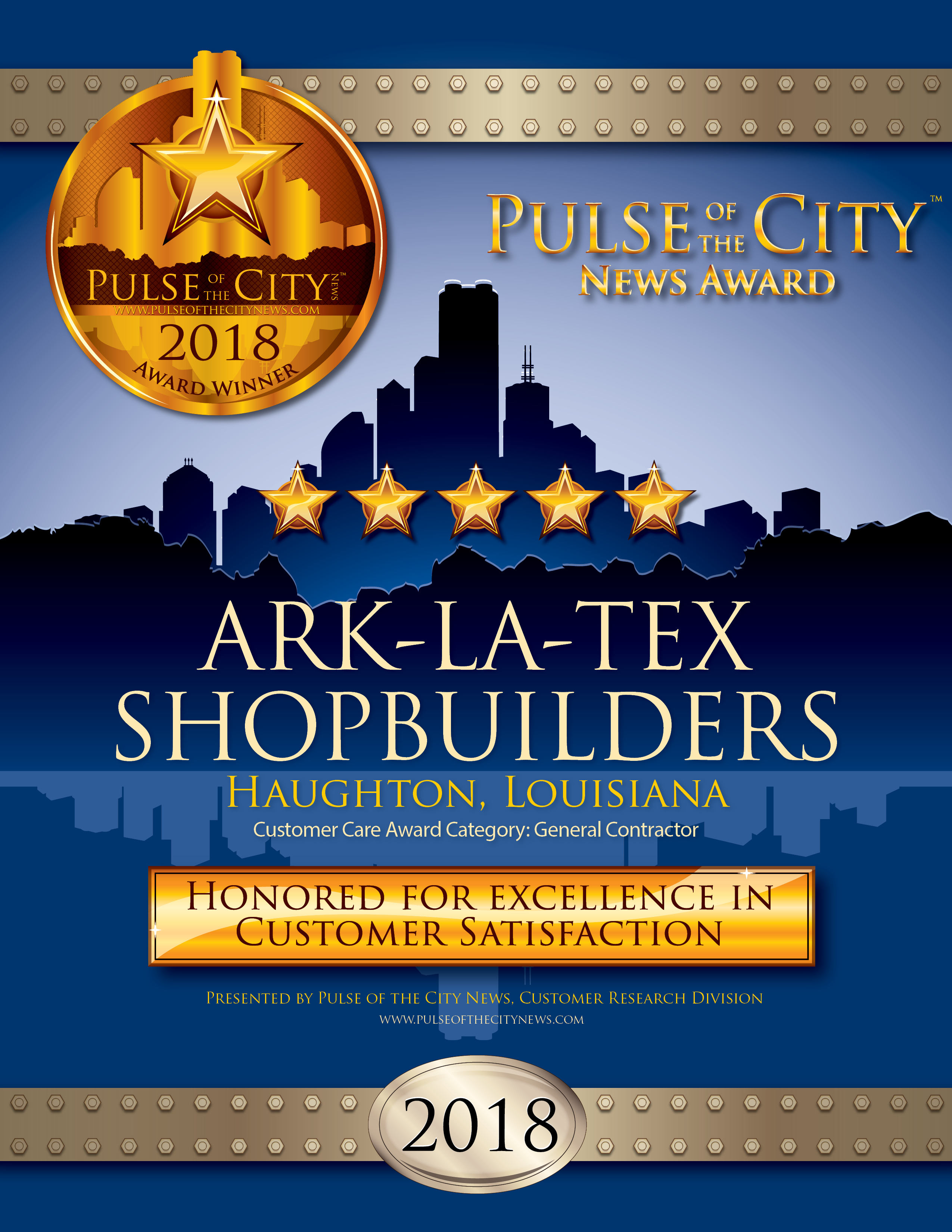 Ark-La-Tex Shop Builders: Haughton, LA: Pole Barns, Metal